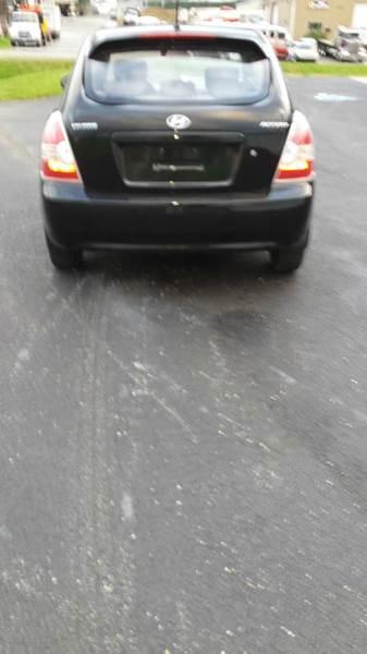 2008 Hyundai Accent  - Christiansburg VA