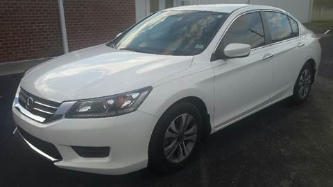 2014 Honda Accord for sale in Christiansburg VA