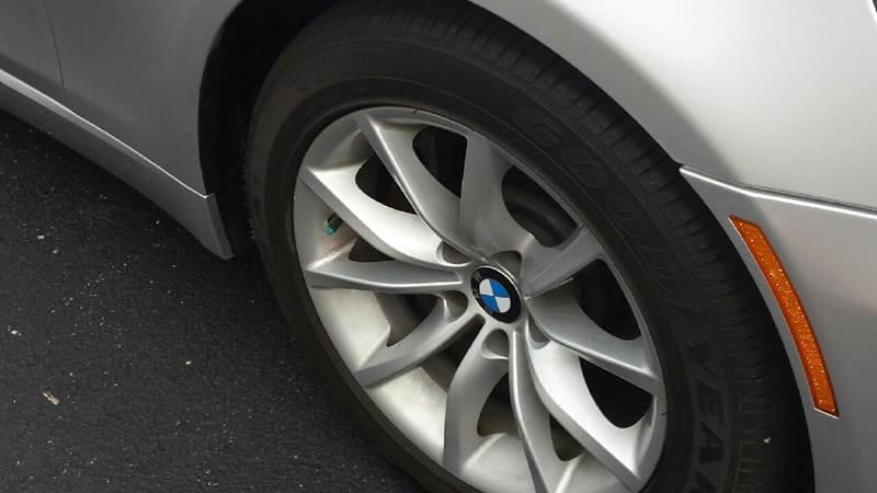 2009 BMW 5 Series 550i 4dr Sedan - Christiansburg VA