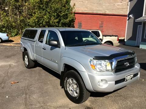 2005 Toyota Tacoma for sale in Pittsford, VT
