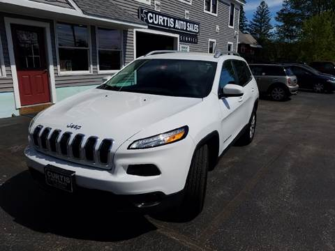 2017 Jeep Cherokee for sale in Pittsford, VT
