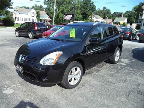 2009 Nissan Rogue for sale in Pittsford, VT