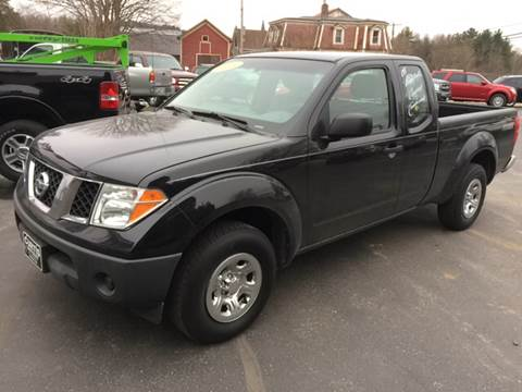 2008 Nissan Frontier for sale in Pittsford, VT