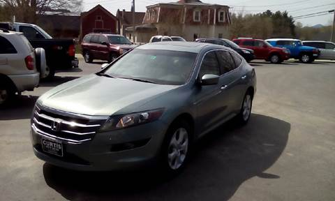 2010 Honda Accord Crosstour for sale in Pittsford, VT