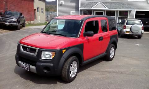 2005 Honda Element for sale in Pittsford, VT