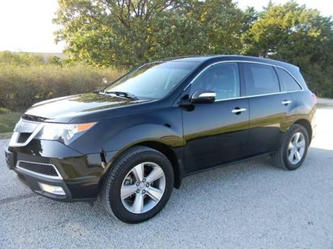 2012 Acura MDX for sale in Augusta, KS