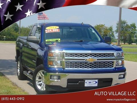 2014 Chevrolet Silverado 1500 for sale in Lebanon, TN