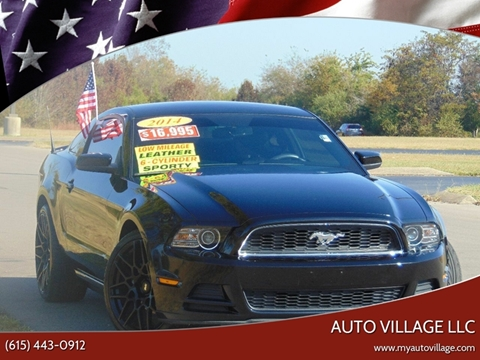 2014 Ford Mustang for sale in Lebanon, TN