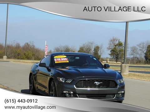 2015 Ford Mustang for sale in Lebanon, TN