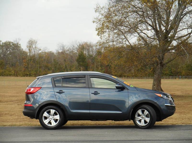 2013 kia sportage lx 4dr suv in lebanon tn auto village llc vehicle options publicscrutiny Image collections