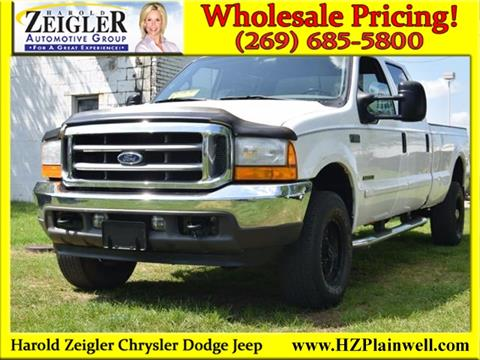 2001 Ford F-350 Super Duty for sale in Plainwell, MI