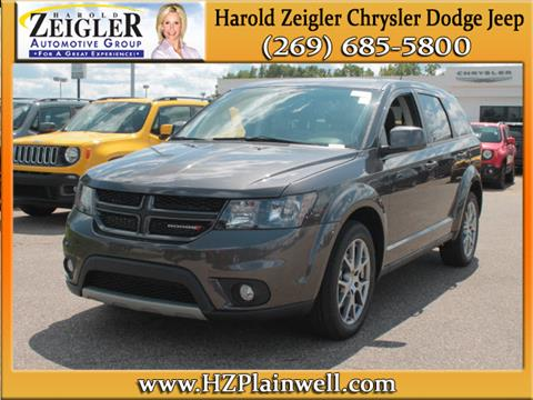 2017 Dodge Journey for sale in Plainwell, MI