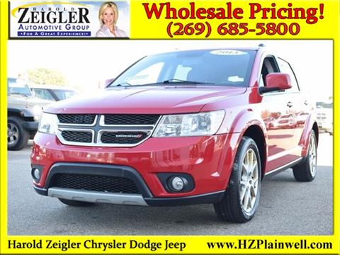 2013 Dodge Journey for sale in Plainwell, MI