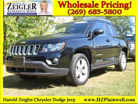 2017 Jeep Compass for sale in Plainwell, MI