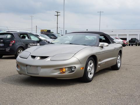 2001 Pontiac Firebird for sale in Plainwell, MI