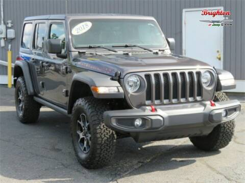 2018 Jeep Wrangler Unlimited for sale in Brighton, MI