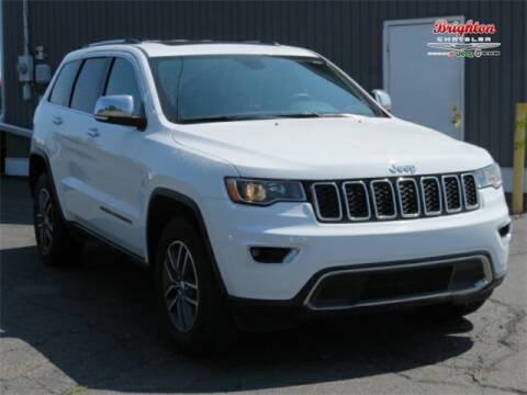 2017 Jeep Grand Cherokee for sale in Brighton, MI