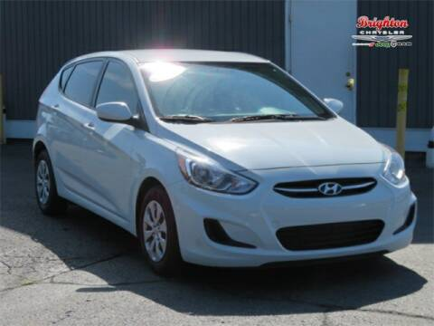 2017 Hyundai Accent for sale in Brighton, MI