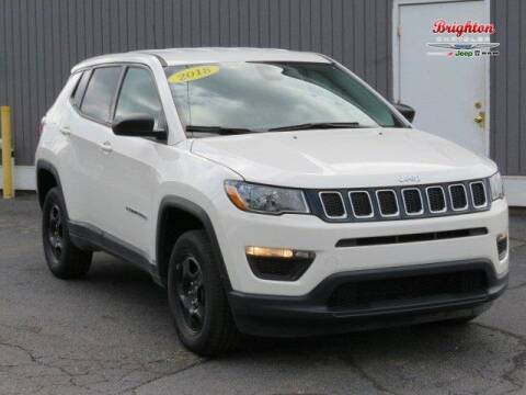 2018 Jeep Compass for sale in Brighton, MI