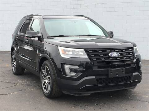 2017 Ford Explorer for sale in Brighton, MI