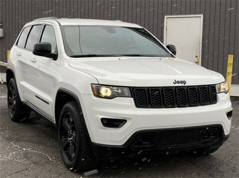 2018 Jeep Grand Cherokee for sale in Brighton, MI