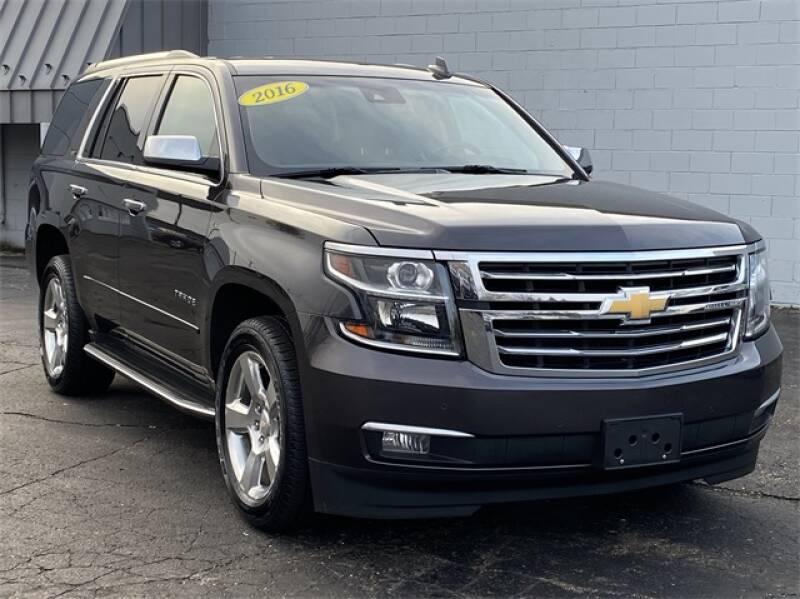 2016 Chevrolet Tahoe car for sale in Detroit
