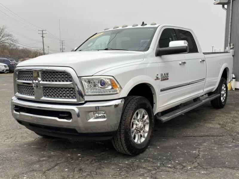 2014 Ram Ram Pickup 2500 Detroit Used Car for Sale