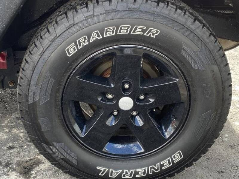 2012 Jeep Wrangler Unlimited Detroit Used Car for Sale