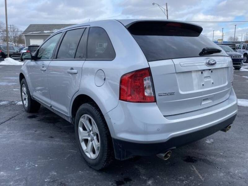 2013 Ford Edge Detroit Used Car for Sale