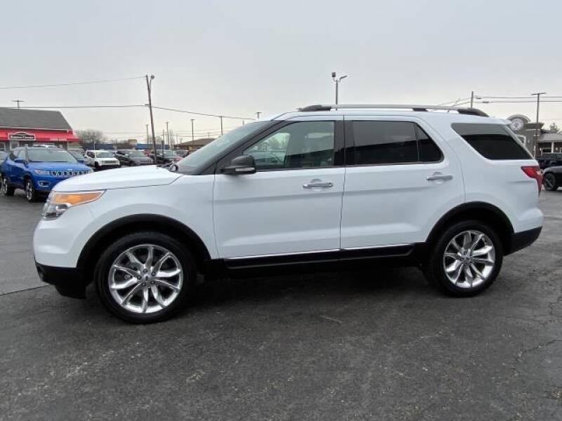 2014 Ford Explorer Detroit Used Car for Sale