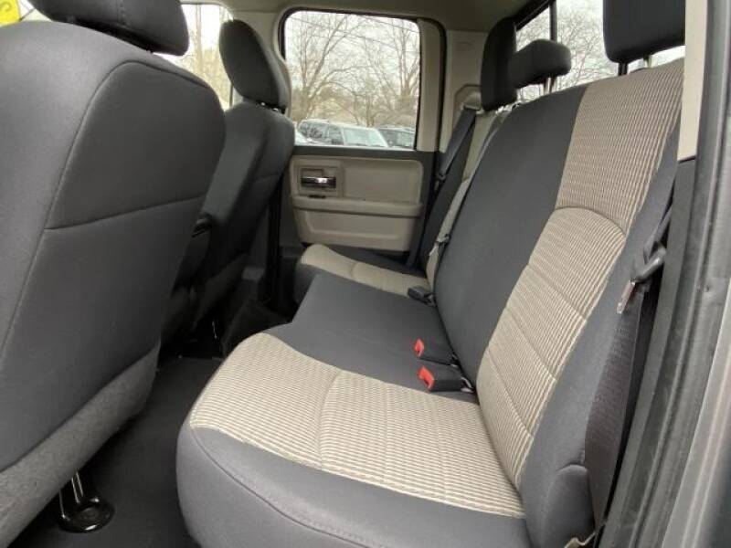2011 Ram Ram Pickup 1500 Detroit Used Car for Sale
