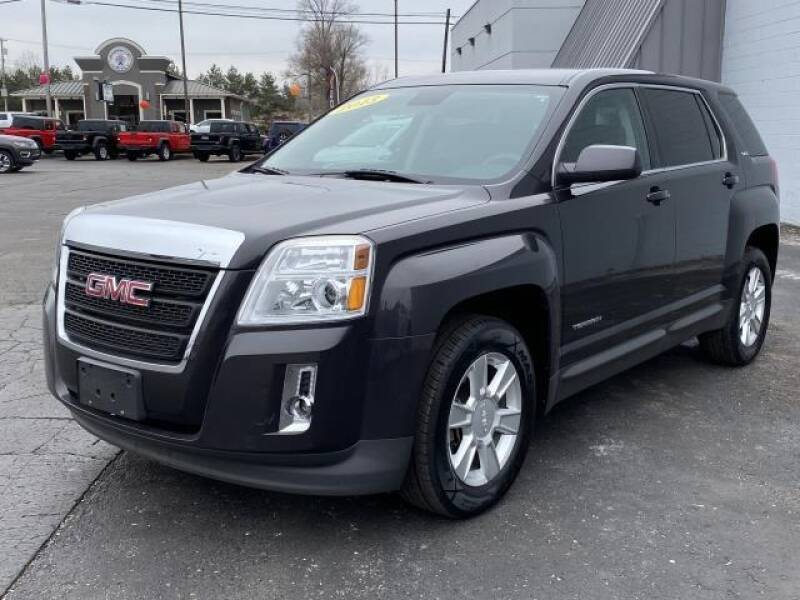 2013 Gmc Terrain Detroit Used Car for Sale