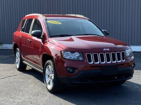 2015 Jeep Compass for sale at Bankruptcy Auto Loans Now - powered by Semaj in Brighton MI