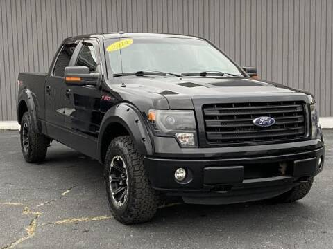 2014 Ford F-150 for sale at Bankruptcy Auto Loans Now - powered by Semaj in Brighton MI