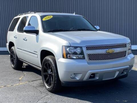 2012 Chevrolet Tahoe for sale at Bankruptcy Auto Loans Now - powered by Semaj in Brighton MI