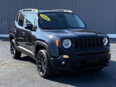 2016 Jeep Renegade for sale at Bankruptcy Auto Loans Now - powered by Semaj in Brighton MI