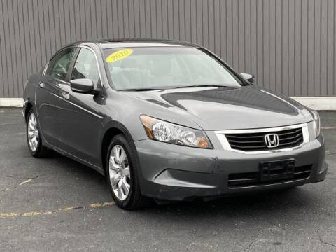2010 Honda Accord for sale at Bankruptcy Auto Loans Now - powered by Semaj in Brighton MI