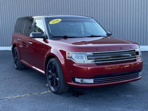 2016 Ford Flex for sale at Bankruptcy Auto Loans Now - powered by Semaj in Brighton MI