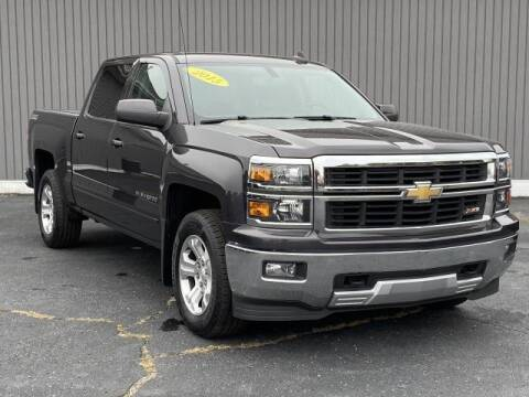 2015 Chevrolet Silverado 1500 for sale at Bankruptcy Auto Loans Now - powered by Semaj in Brighton MI