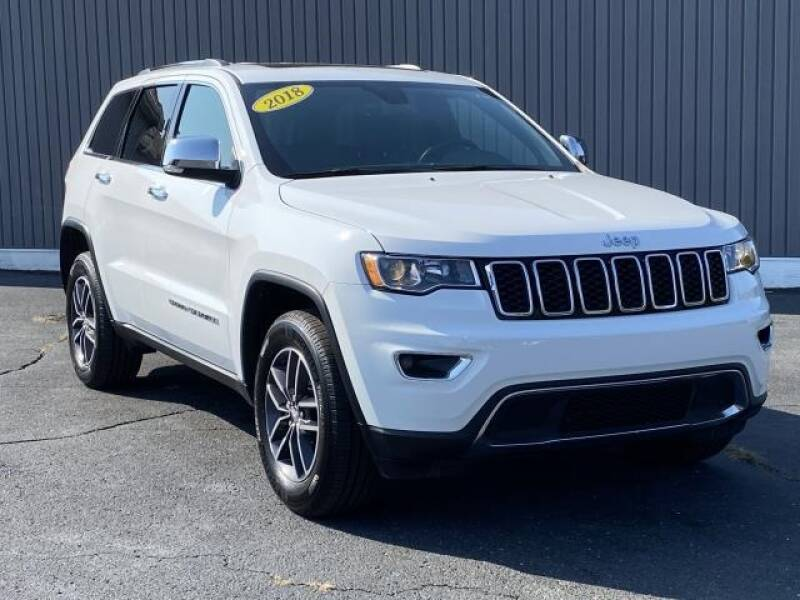 2018 Jeep Grand Cherokee for sale at Bankruptcy Auto Loans Now - powered by Semaj in Brighton MI