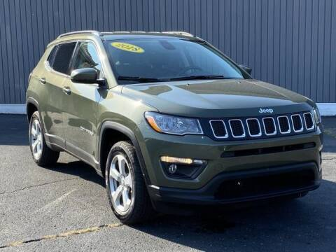2018 Jeep Compass for sale at Bankruptcy Auto Loans Now - powered by Semaj in Brighton MI