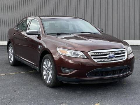 2012 Ford Taurus for sale at Bankruptcy Auto Loans Now - powered by Semaj in Brighton MI