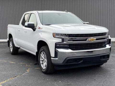 2019 Chevrolet Silverado 1500 for sale at Bankruptcy Auto Loans Now - powered by Semaj in Brighton MI