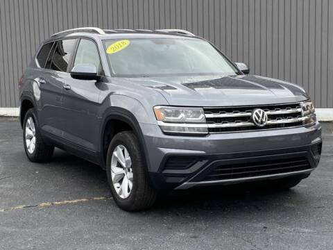 2018 Volkswagen Atlas for sale at Bankruptcy Auto Loans Now - powered by Semaj in Brighton MI