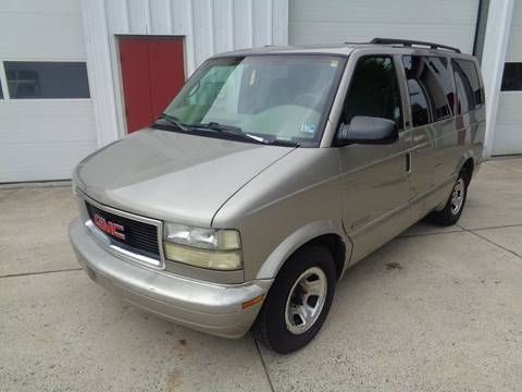 2002 GMC Safari for sale in Winchester, VA