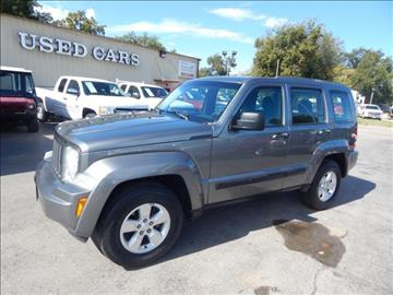 2012 Jeep Liberty for sale in Chickasha, OK