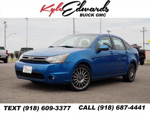 2011 Ford Focus for sale in Muskogee, OK