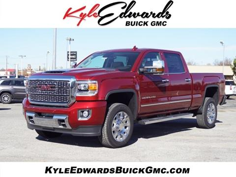 2019 GMC Sierra 2500HD for sale in Muskogee, OK