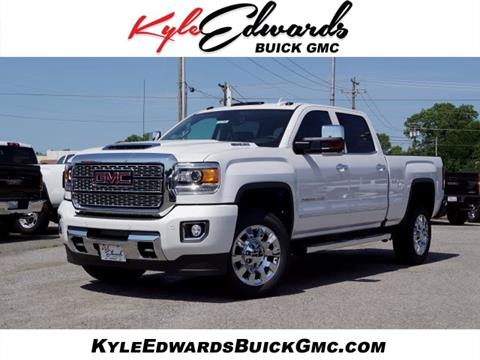 2018 GMC Sierra 2500HD for sale in Muskogee, OK