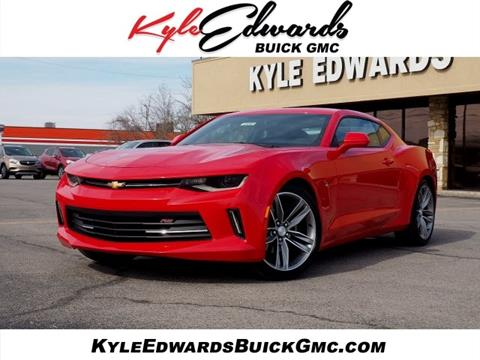 2018 Chevrolet Camaro for sale in Muskogee, OK
